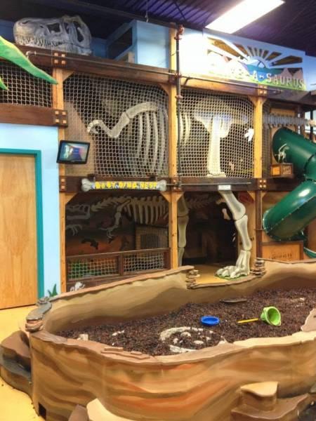 garden state discovery museum indoor - Garden State Discovery Museum
