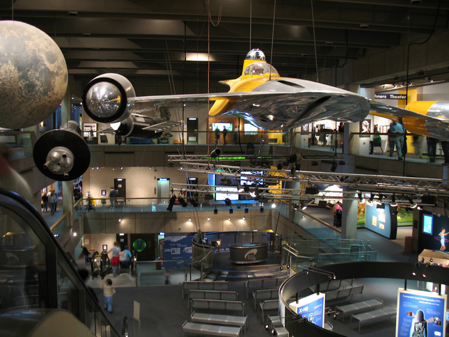 We highly recommend the Museum of Science, which offers over 700  interactive exhibits, live presentations, a planetarium, a domed IMAX  theater, ...