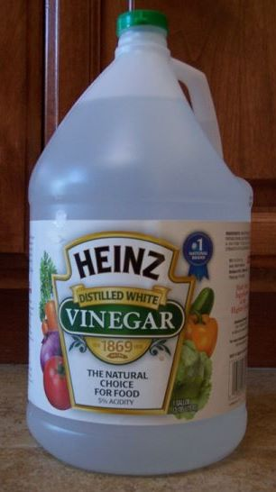 Vinegar Cleaning Solution For The Home