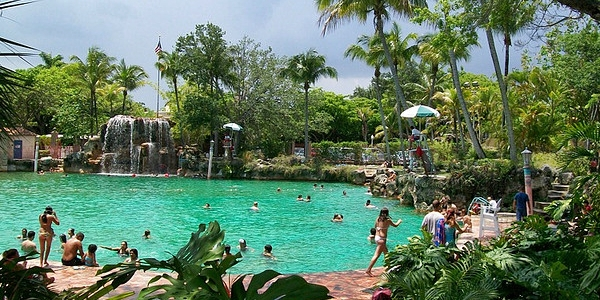 Image result for Venetian Pool