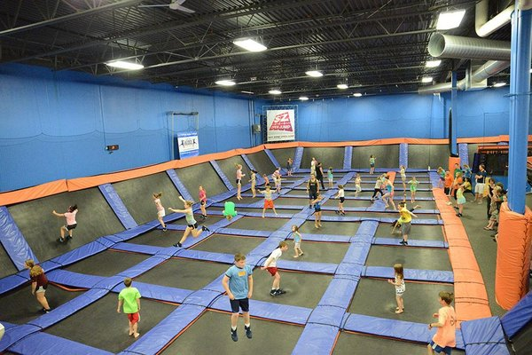 Sky Zone Fort Lauderdale