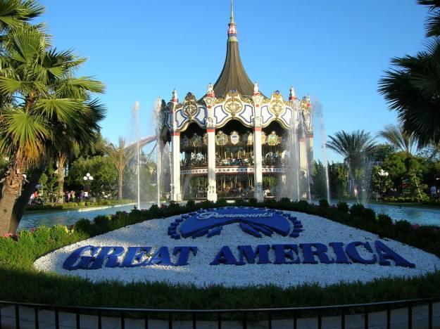 California S Great America