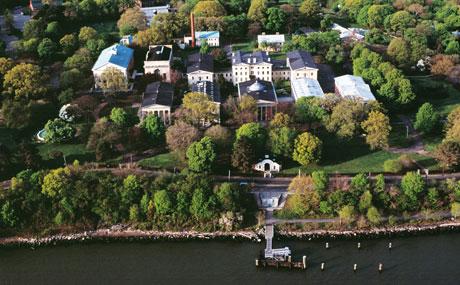 Superbe ... This Description Is For The Arnold Arboretum In Boston. Not Snug Harbor  In New York.