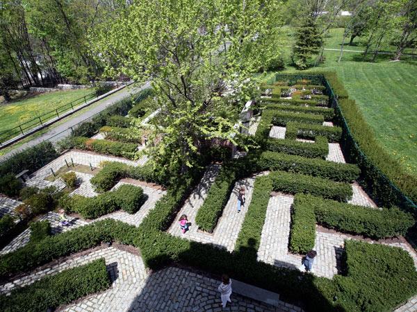 Snug Harbor Cultural Center Botanical Garden