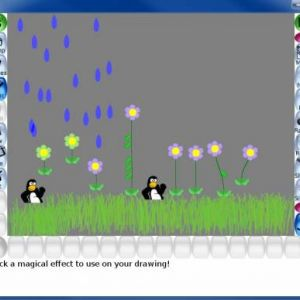 tux paint great nocost drawing program